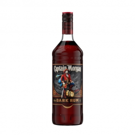 Rums Captain Morgan Black