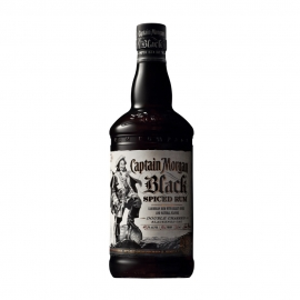 Rums Captain Morgan Black Spiced