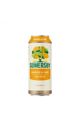 Alus Somersby Mango&Lime